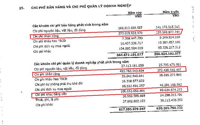 Gánh nặng chi phí nhân công của EVN Hà Nội - ảnh 1