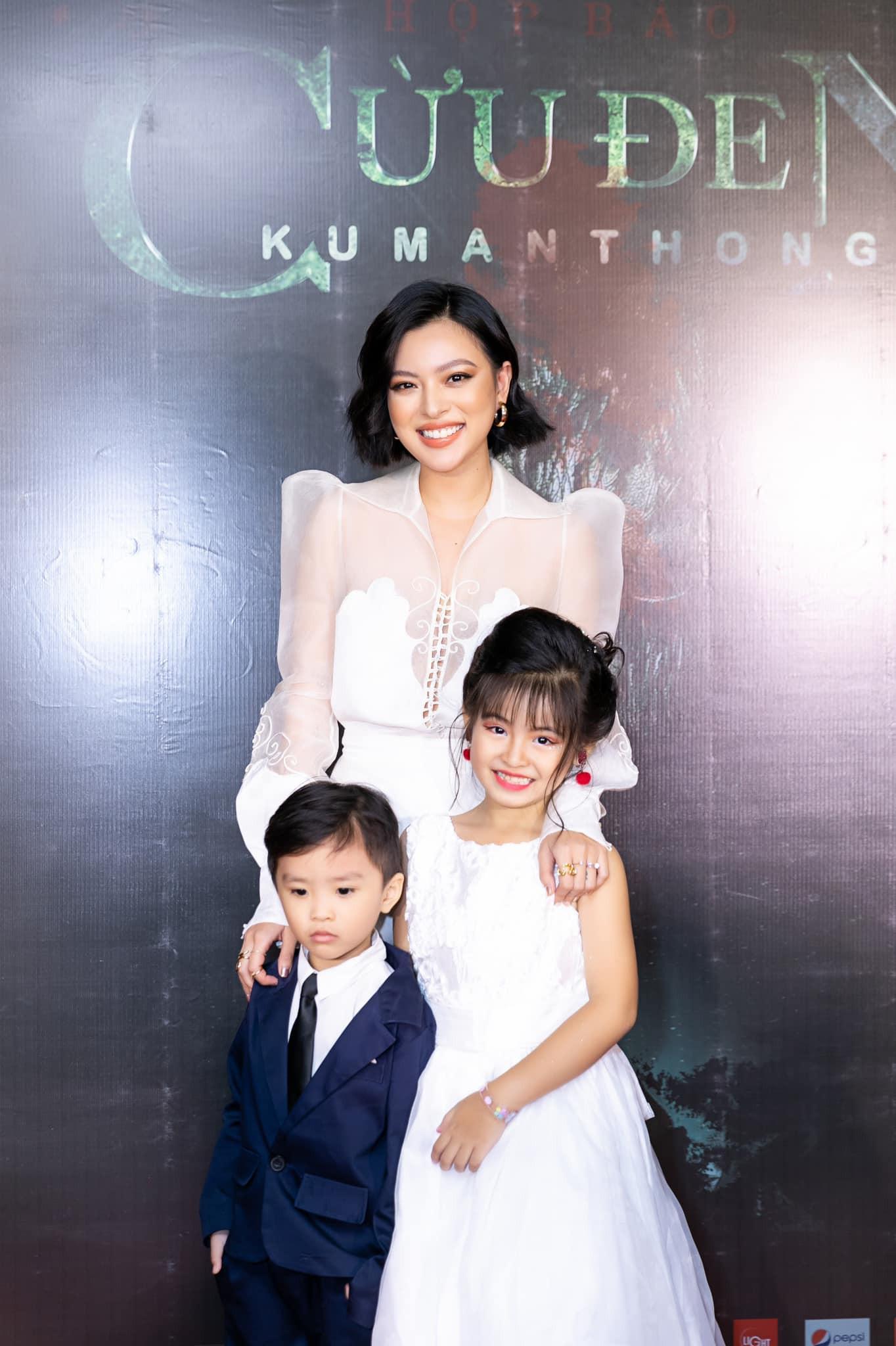 Hậu trường phim Kumathong: Tú Hảo sợ đi toilet vì xuất hiện nhiều điều rùng rợn trong biệt thự  - Ảnh 6.