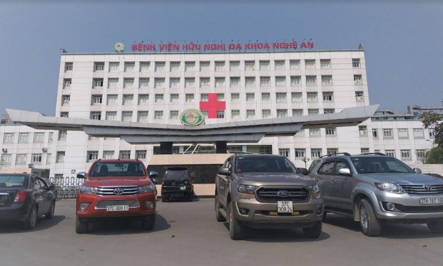 Bệnh viện Hữu nghị đa khoa Nghệ An: Thu tiền khám dịch vụ ngoài giờ sai quy định