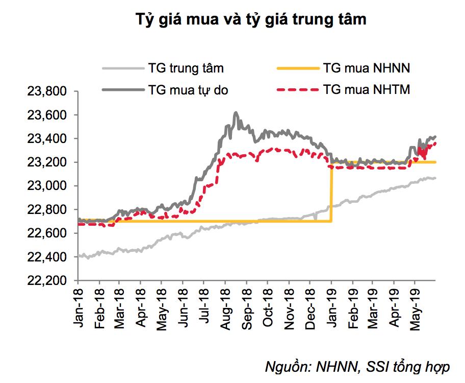 SSI Research: NHNN khó có thể liên tục mua vào USD cho dự trữ ngoại hối - Ảnh 1.