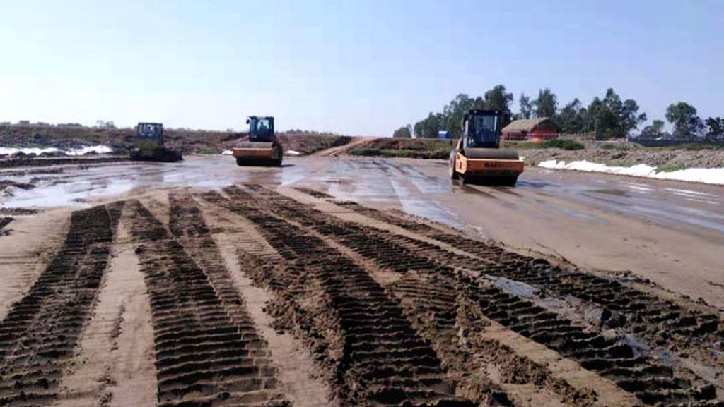 Tập đoàn Xây dựng miền Trung là thành viên trong liên danh trúng Gói thầu số 01 thuộc Dự án Đường giao thông nối thị xã Sầm Sơn với Khu kinh tế Nghi Sơn (giai đoạn 1)