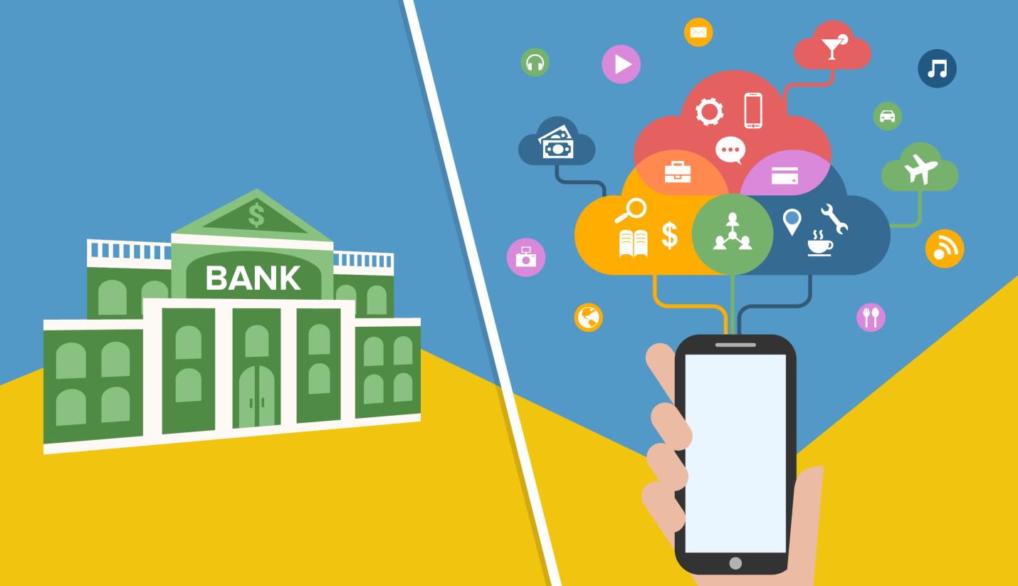 Fintech đang gây sức ép lên các ngân hàng truyền thống - Ảnh 1.