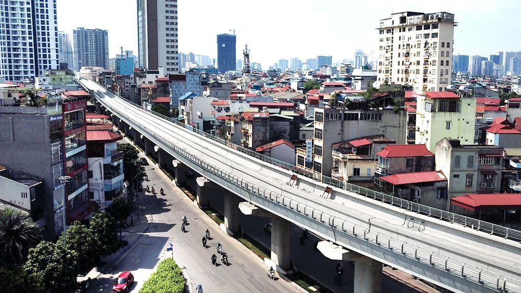 Gói thầu Hệ thống thu vé tự động thuộc Dự án Tuyến đường sắt đô thị thí điểm thành phố Hà Nội, đoạn Nhổn - ga Hà Nội, trị giá trên 425 tỷ đồng. Ảnh: Lê Tiên