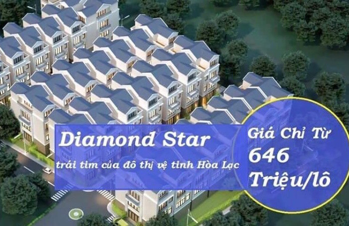 Dự án KDC Diamond Star của Công ty BĐS Allstar có phải 'dự án ma'?