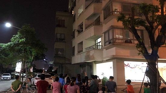 Người phụ nữ thiệt mạng sau khi rơi từ tầng 16 xuống mái tầng 4