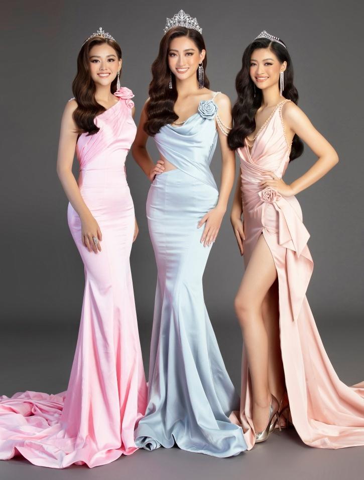 Top 3 Hoa hậu thế giới VN khoe đường cong quyến rũ