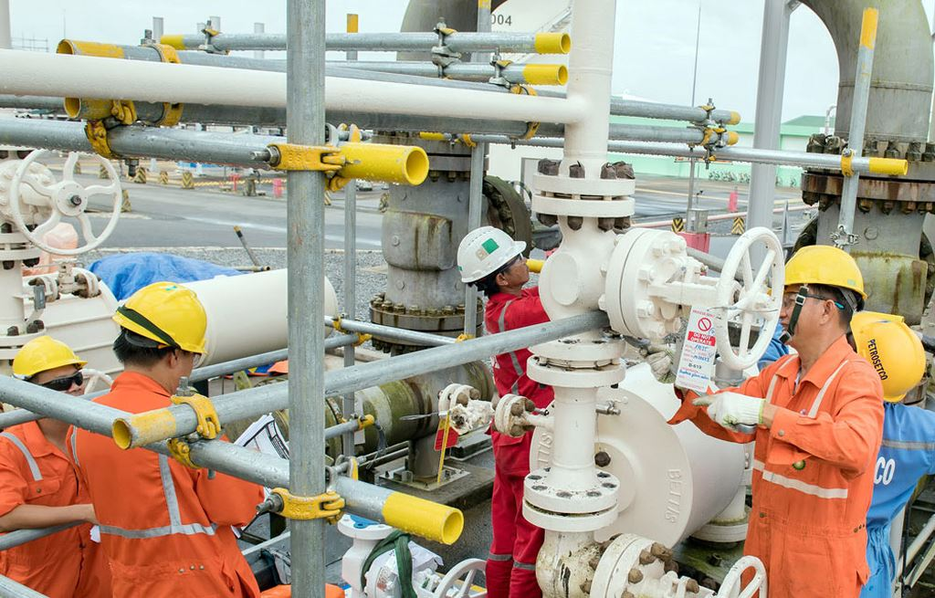 Dự án Đường ống dẫn khí Nam Côn Sơn 2 điều chỉnh có tổng mức đầu tư trên 24.823 tỷ đồng, do PVGas làm chủ đầu tư. Ảnh minh họa: Nhã Chi