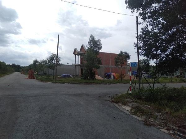 Dự án Khu dân cư Mỹ Phước 4 gặp khó vì vướng đất công xen cài