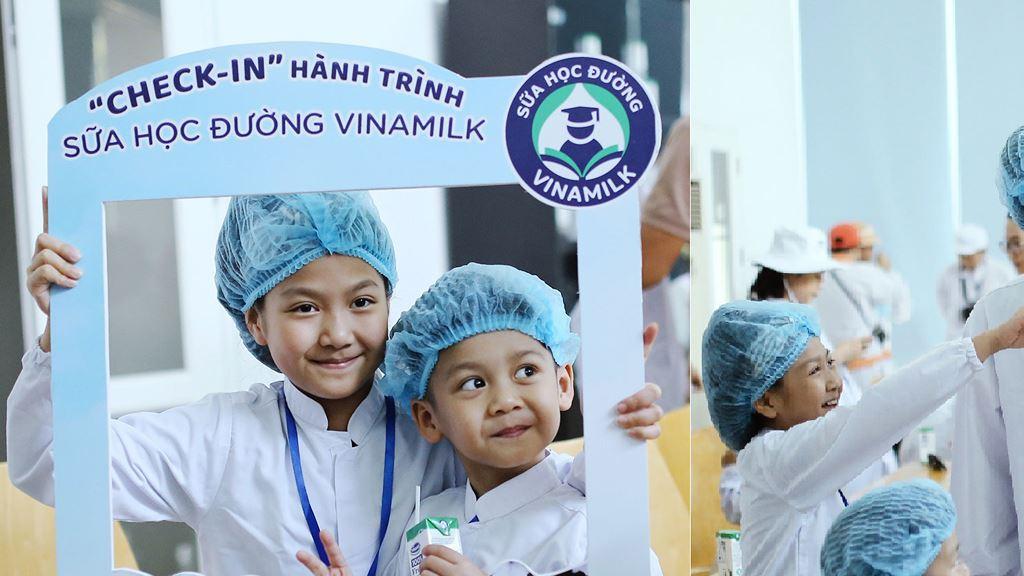 Năm 2018, Vinamilk trúng một gói thầu cung cấp sữa học đường tại TP. Hà Nội, với giá trúng thầu trên 3.800 tỷ đồng