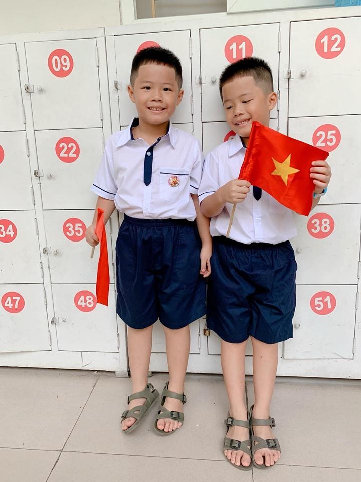MC Thảo Vân viết thư xúc động gửi con trai ngày khai giảng