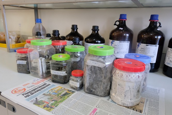 Binh chủng Hóa học lên phương án tiêu độc nhà kho Rạng Đông - ảnh 2