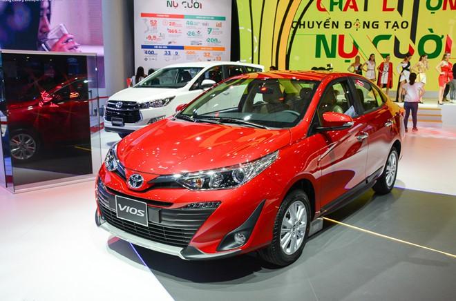 10 ô tô bán chạy nhất Việt Nam tháng 9/2019 - Ảnh 3.