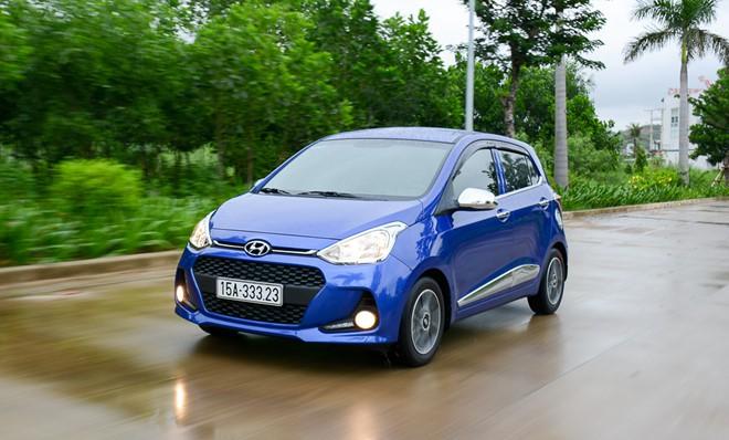 10 ô tô bán chạy nhất Việt Nam tháng 9/2019 - Ảnh 6.