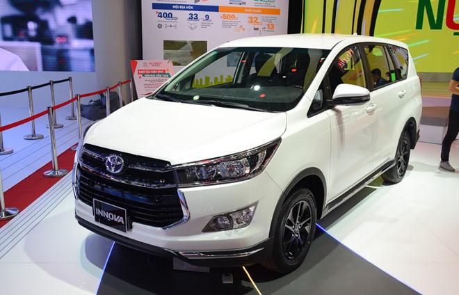 10 ô tô bán chạy nhất Việt Nam tháng 9/2019 - Ảnh 8.