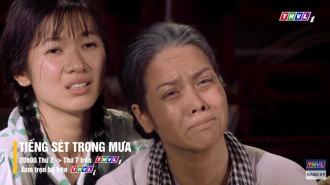 'Tiếng sét trong mưa' tập 51 Khải Duy phát hiện vợ ngoại tình với thầy thuốc