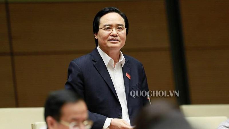 Bộ trưởng Giáo dục Phùng Xuân Nhạ nói về biên chế giáo viên