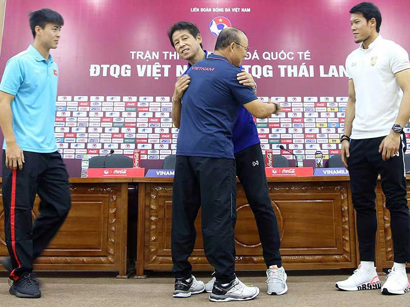 Việt Nam - Thái Lan: Hơn cả một trận thắng! - ảnh 1