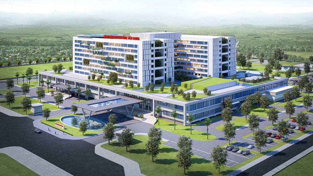 Công ty TNHH Thuận Phú đã trúng 2 gói thầu thuộc Dự án Bệnh viện Đa khoa tỉnh Tiền Giang. Ảnh: TL st