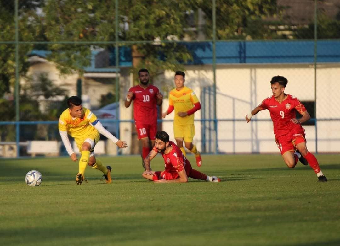 U23 Việt Nam thua trận 'tổng duyệt': Thầy Park nên... vui!