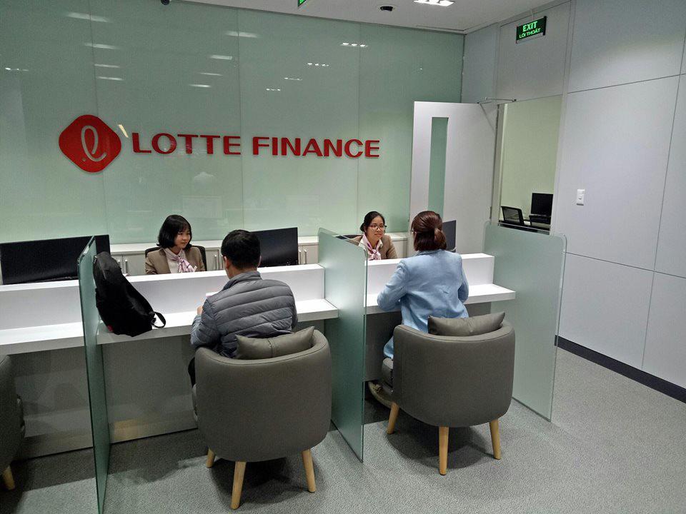 Công ty tài chính Lotte Finance Vietnam được tăng vốn lên gần 1.000 tỉ đồng - Ảnh 1.