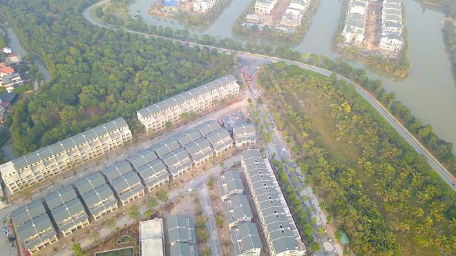 Thanh tra 'vạch' loạt sai phạm dự án khu biệt thự, liền kề vườn Vạn Tuế  - ảnh 2