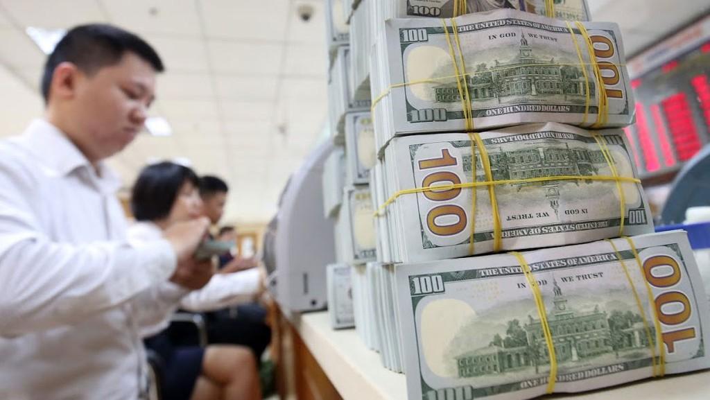 Hiện nay, Ngân hàng Nhà nước chỉ sử dụng dịch vụ của S&P để thực hiện việc quản lý dự trữ ngoại hối. Ảnh: Lê Tiên