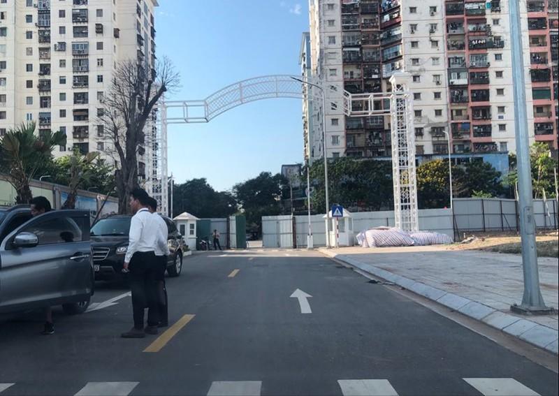 Dự án Louis City Hoàng Mai: Bán 'lúa non' dù chưa xây xong hạ tầng? - ảnh 1