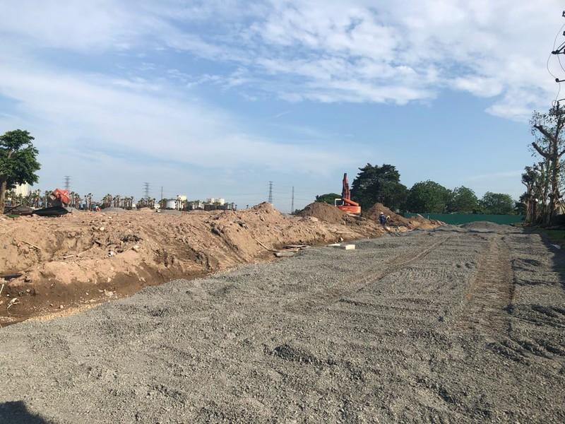 Dự án Louis City Hoàng Mai: Bán 'lúa non' dù chưa xây xong hạ tầng? - ảnh 4