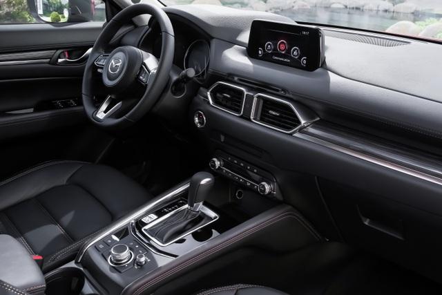 Mẫu xe SUV 5 chỗ CX-5 mới - Sản phẩm thế hệ 6.5 của Mazda chính thức ra mắt - 4