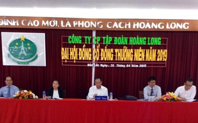 Tập đoàn Hoàng Long (HLG) bị xử phạt 100 triệu đồng do vi phạm công bố thông tin (Ảnh: minh họa)