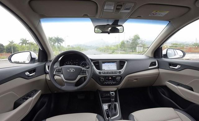 """""""Soi"""" ưu nhược điểm của mẫu xe hạng B Hyundai Accent 2020 - Ảnh 4"""