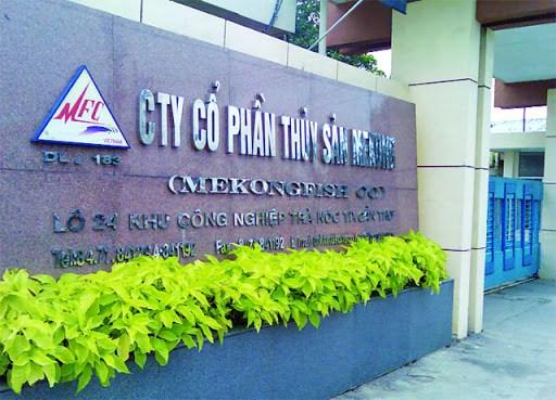 Công ty cổ phần Thủy sản Mekong bị xử phạt 70 triệu đồng. (Ảnh: IT)