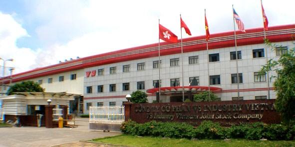 Công ty cổ phần VS Industry Vietnam bị xử phạt100 triệu đồngdo không báo cáo theo quy định pháp luật (Ảnh: IT)
