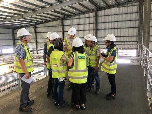 Chuyên gia Việt Nam và Đan Mạch trao đổi kinh nghiệm về giám sát sử dụng điện trong nhà máy