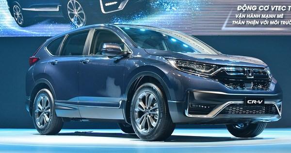 Honda Sensing là điểm nhấn của mẫu crossover phiên bản mới. Ảnh: IT