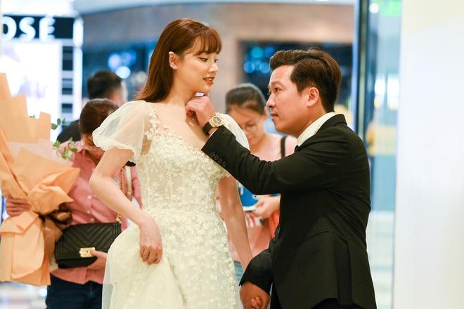 Nhã Phương: Không phải chồng tôi mà tôi khen, nhưng Trường Giang giỏi thật - Ảnh 3.