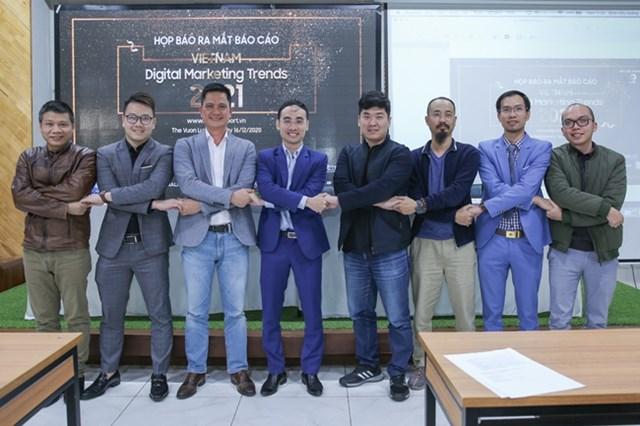 Bản báo cáo sẽ được hơn 50 chuyên gia uy tín về Digital Marketing ở Việt Nam thực hiện
