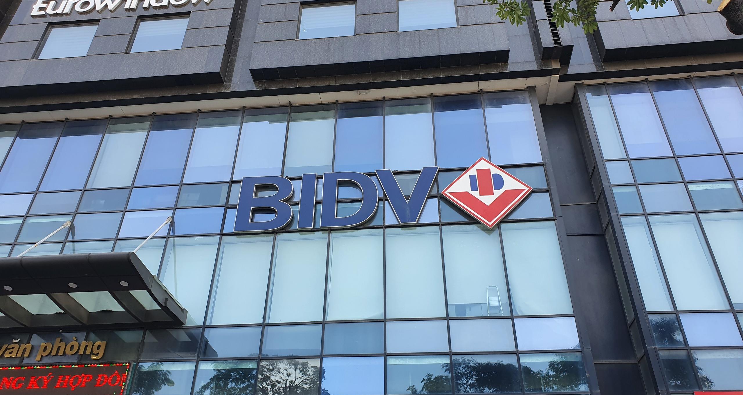 BIDV chia cổ tức bằng tiền mặt tỷ lệ 8% - Ảnh 1.