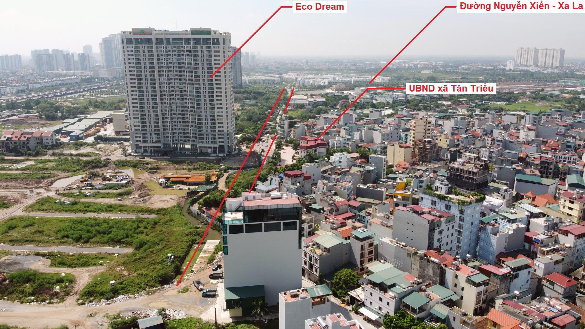 đường sẽ mở theo quy hoạch ở xã Tân Triều, Thanh Trì, Hà Nội - Ảnh 9.