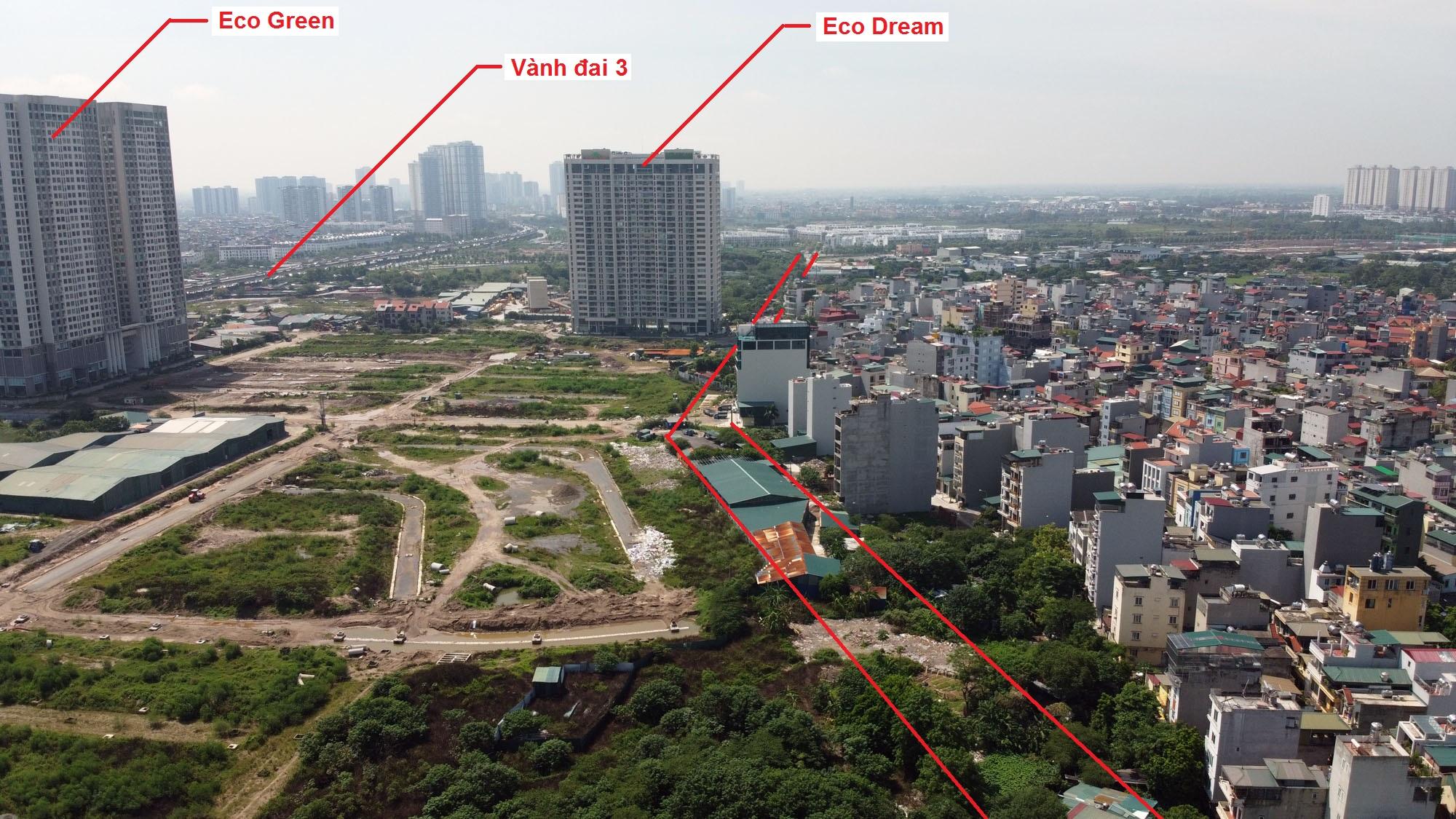đường sẽ mở theo quy hoạch ở xã Tân Triều, Thanh Trì, Hà Nội - Ảnh 10.