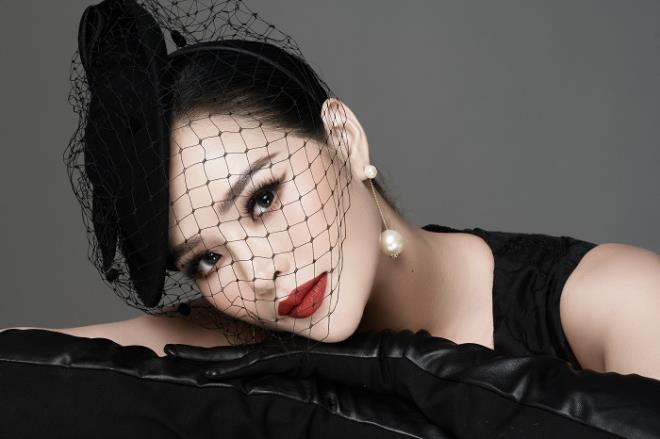 Hoa khôi Lại Hương Thảo: Sau ly hôn, tôi đã đủ tự tin trở lại showbiz - 1
