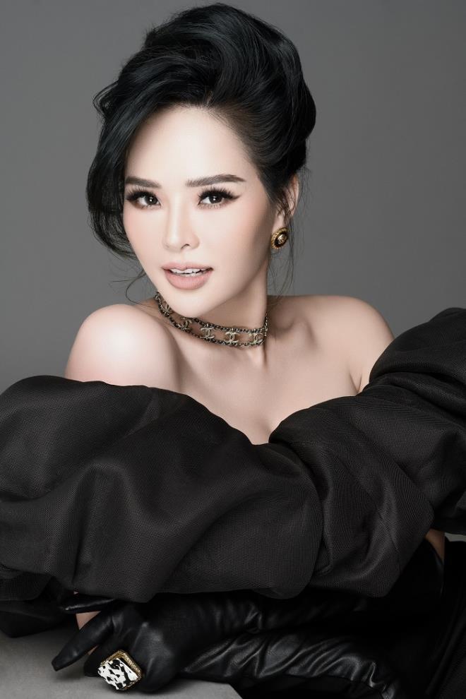 Hoa khôi Lại Hương Thảo: Sau ly hôn, tôi đã đủ tự tin trở lại showbiz - 3