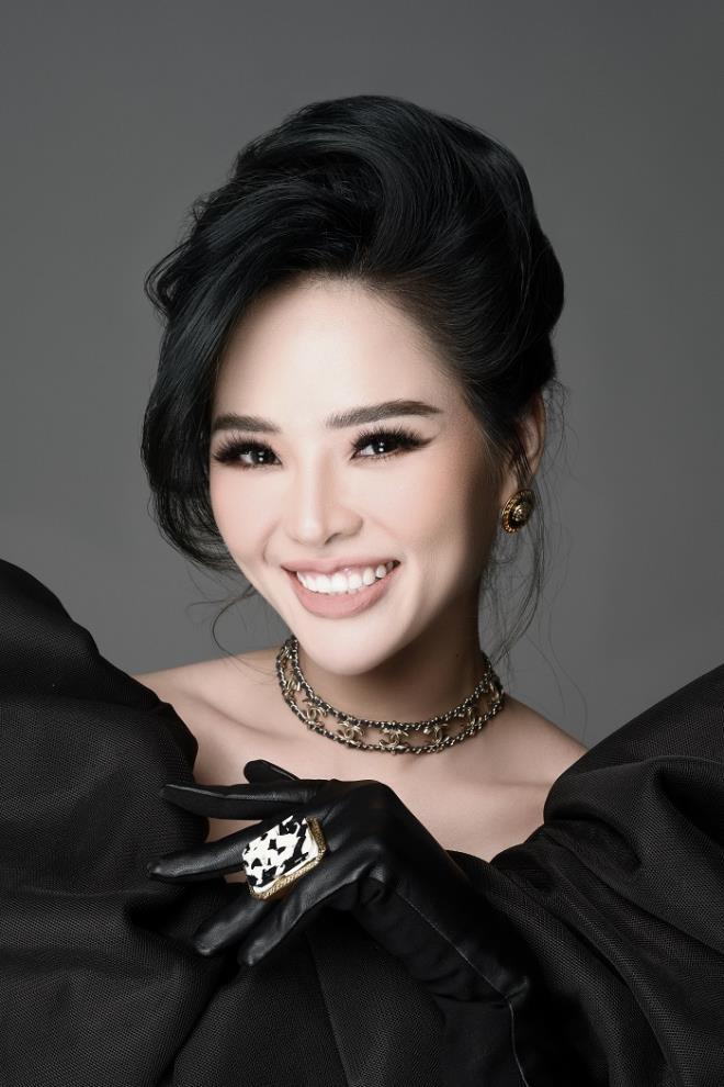 Hoa khôi Lại Hương Thảo: Sau ly hôn, tôi đã đủ tự tin trở lại showbiz - 5