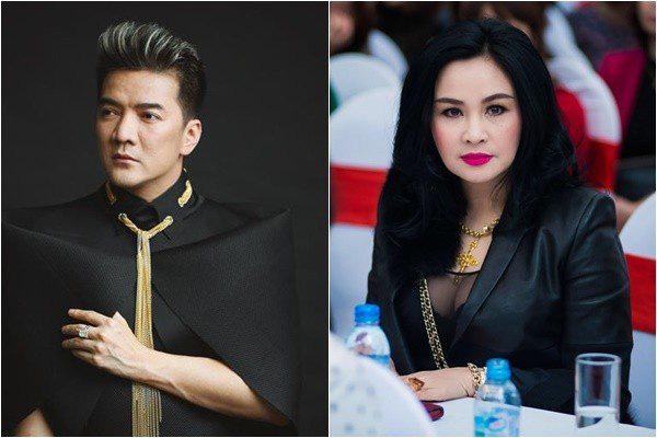 Đàm Vĩnh Hưng và Thanh Lam ra sao sau 9 năm cạch mặt? - Ảnh 3.