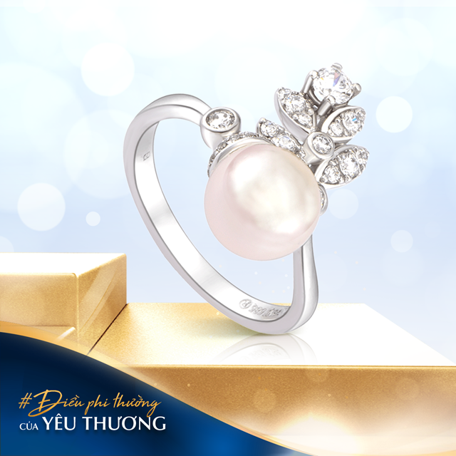 Trang sức ngọc trai luôn giữ được vị thế trên thị trường quà tặng vào các dịp đặc biệt.