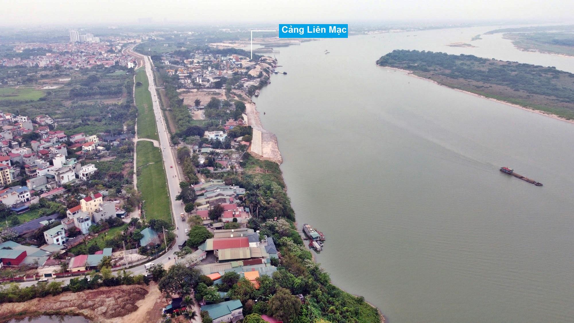 Toàn cảnh hiện trạng Phân khu đô thị sông Hồng trên địa bàn quận Bắc Từ Liêm - Ảnh 19.