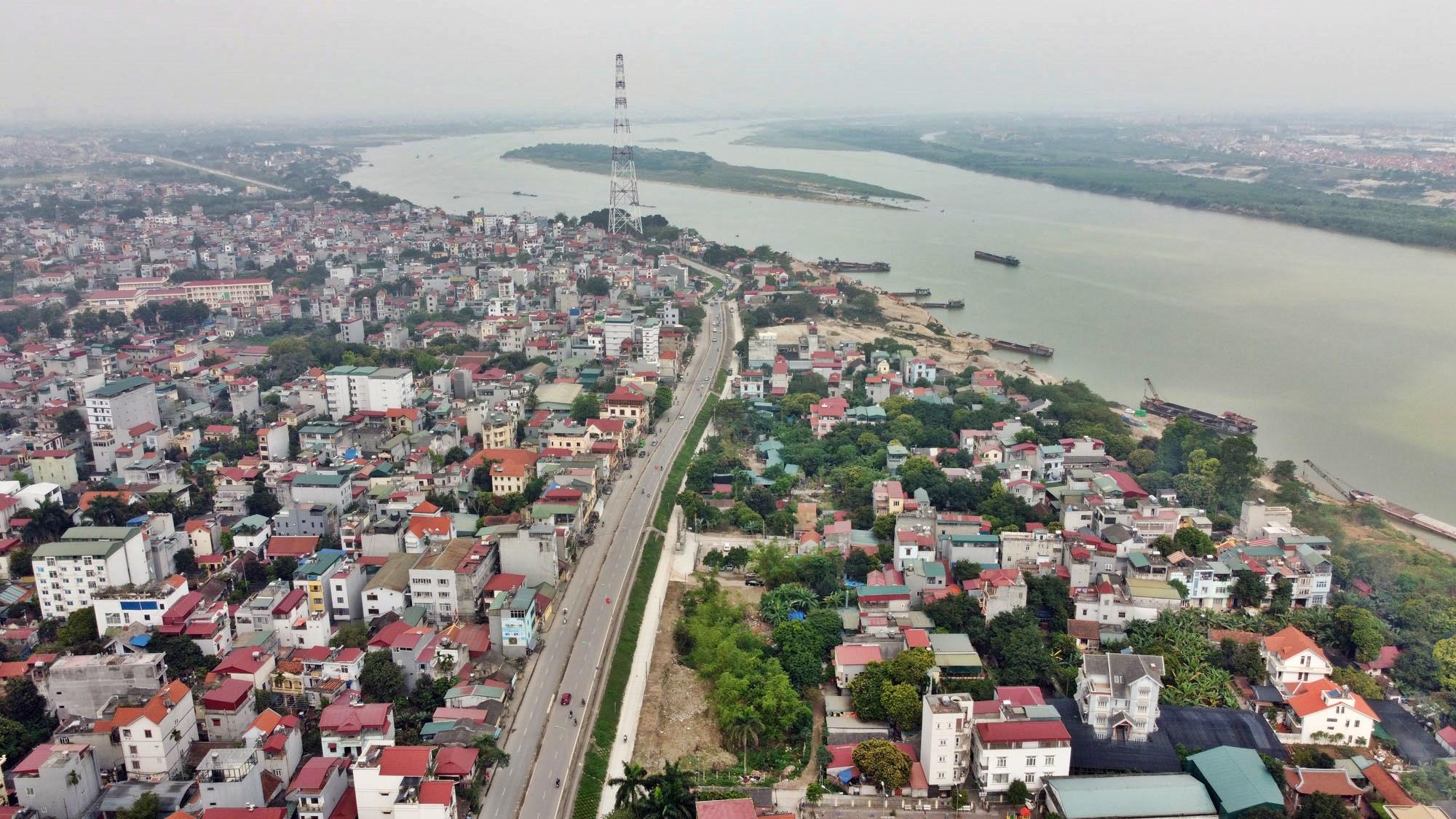 Toàn cảnh hiện trạng Phân khu đô thị sông Hồng trên địa bàn quận Bắc Từ Liêm - Ảnh 25.