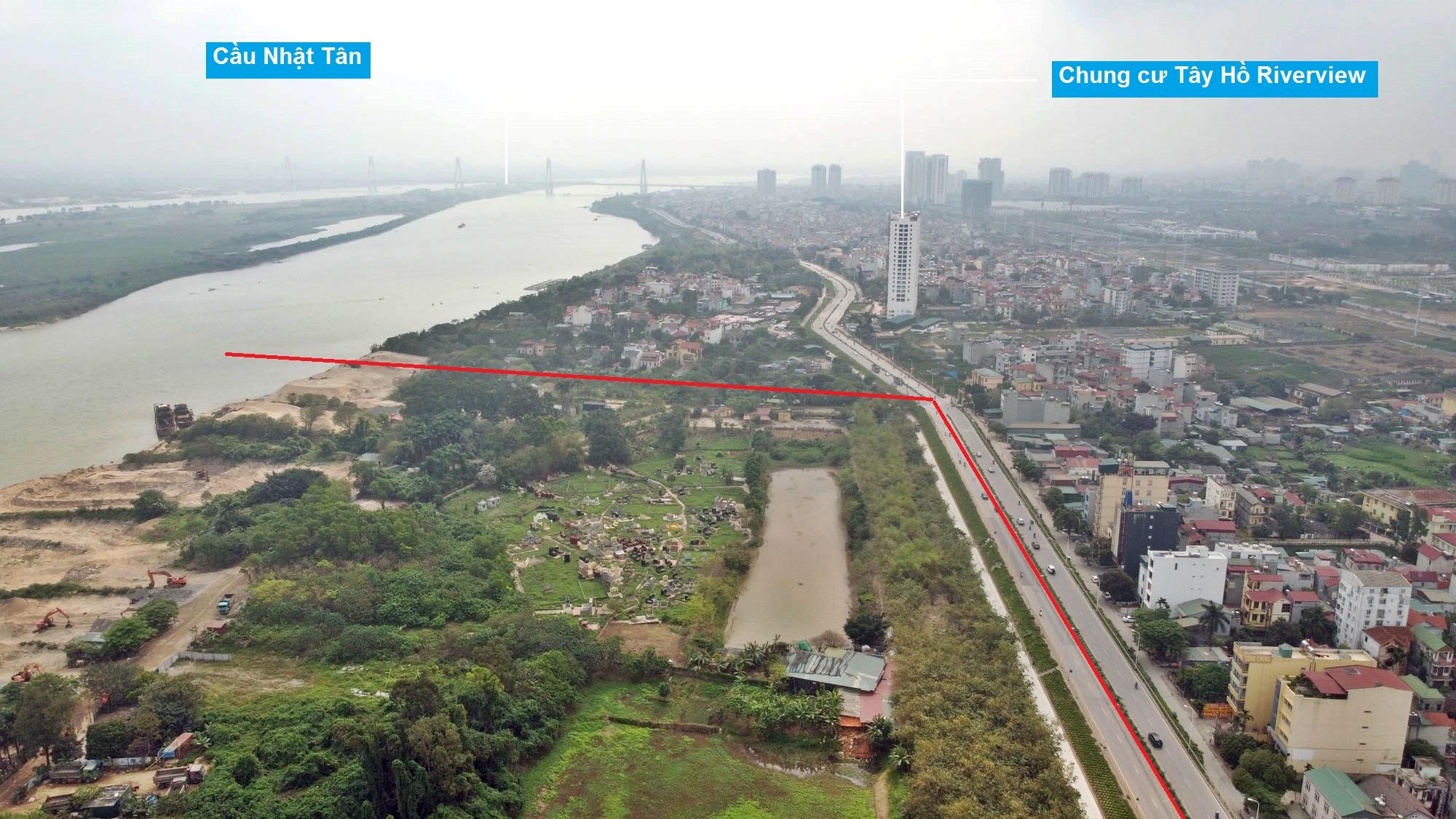 Toàn cảnh hiện trạng Phân khu đô thị sông Hồng trên địa bàn quận Bắc Từ Liêm - Ảnh 30.