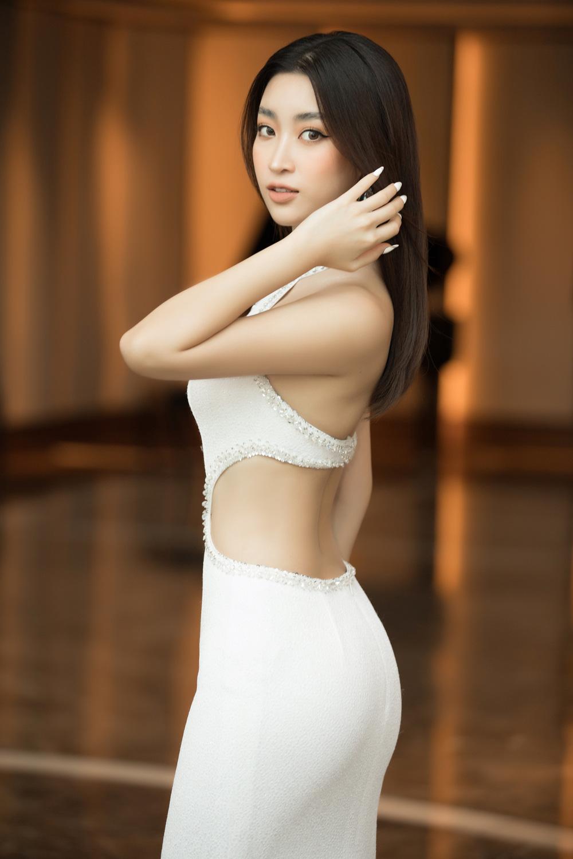 Đỗ Thị Hà nổi bật giữa dàn Hoa hậu tại họp báo Miss World Vietnam 2021 - Ảnh 6.