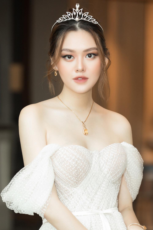 Đỗ Thị Hà nổi bật giữa dàn Hoa hậu tại họp báo Miss World Vietnam 2021 - Ảnh 12.